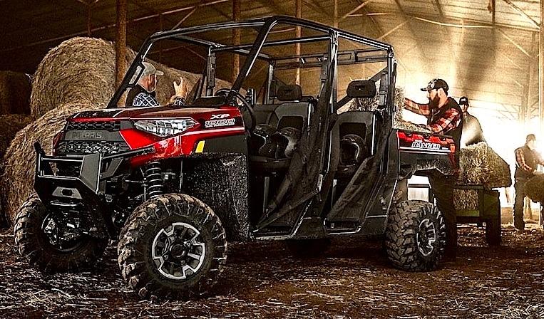 Best Side By Side Atv >> 2019 POLARIS RANGER XP 1000 CREW | Dirt Wheels Magazine