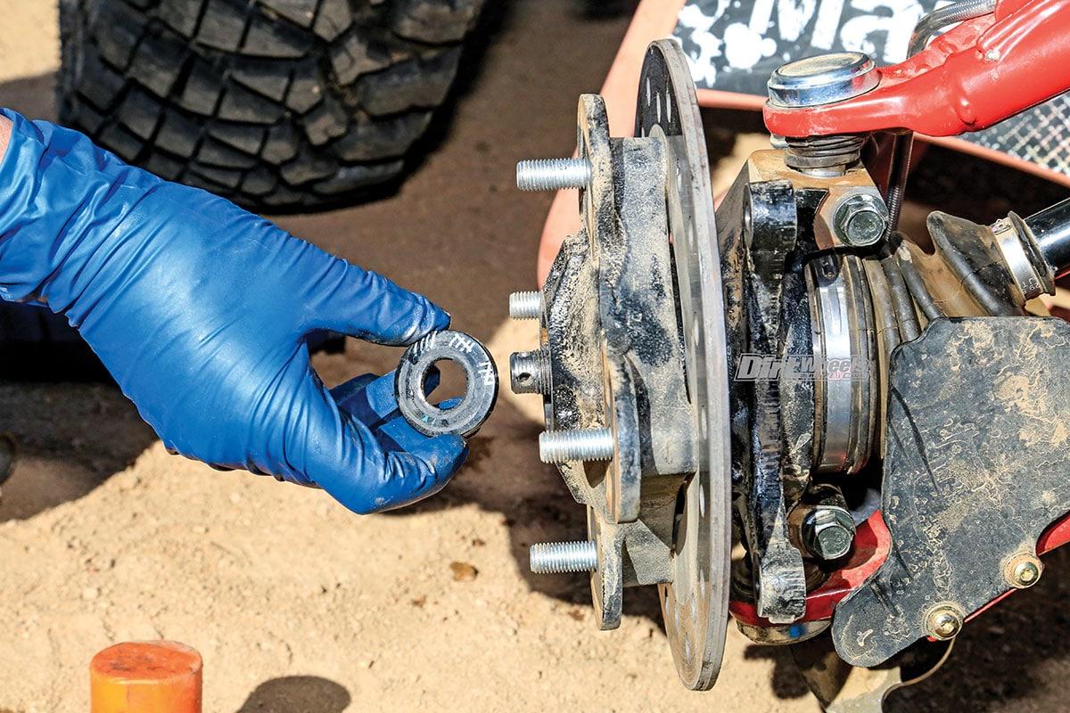 REMOVE, CHECK, INSTALL CV AXLES | Dirt Wheels Magazine