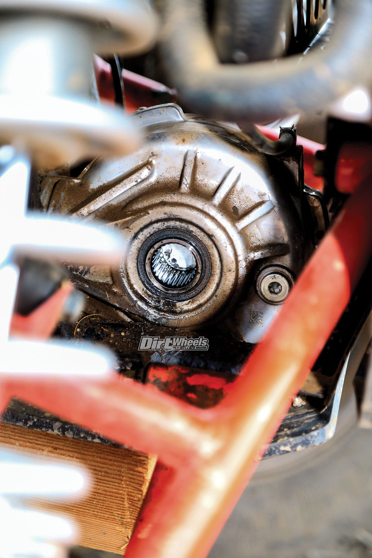 REMOVE, CHECK, INSTALL CV AXLES | Dirt Wheels Magazine