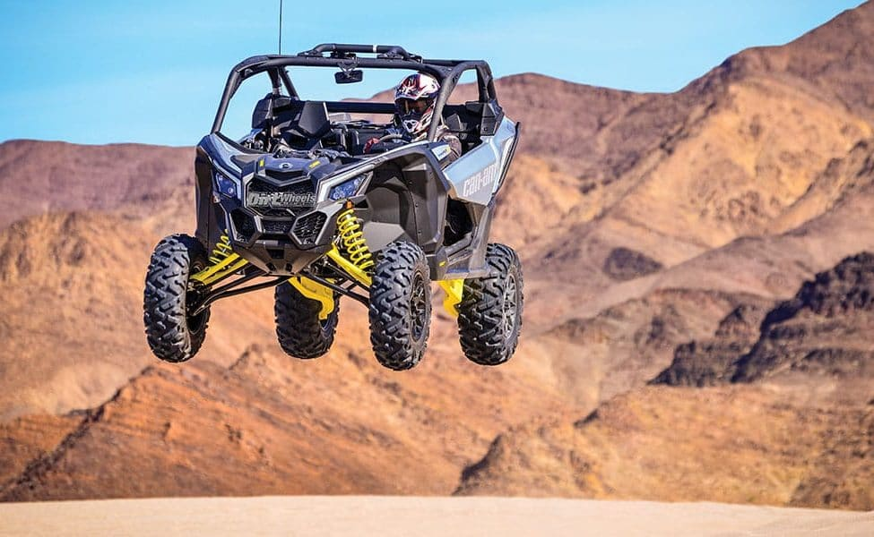 CAN-AM MAVERICK X3 TURBO | Dirt Wheels Magazine