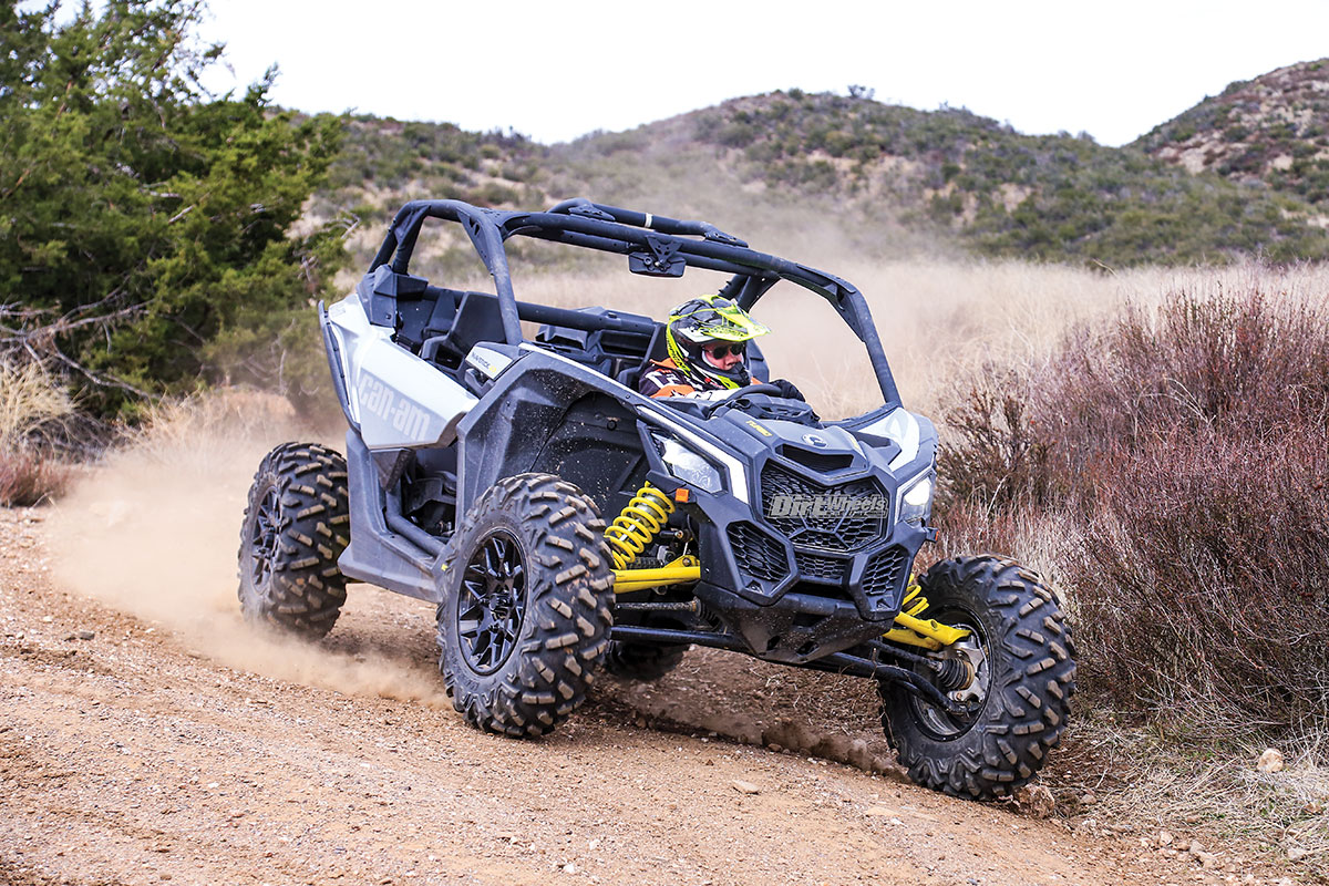 CAN-AM MAVERICK X3 TURBO | Dirt Wheels Magazine