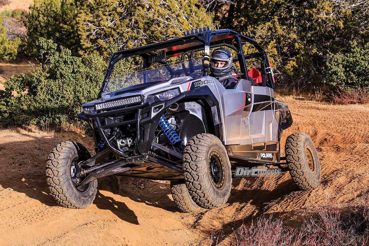 PROJECT POLARIS GENERAL 4 | Dirt Wheels Magazine