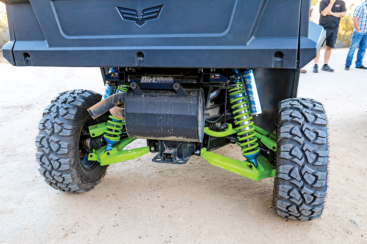 TEXTRON OFF ROAD HAVOC X   Dirt Wheels Magazine