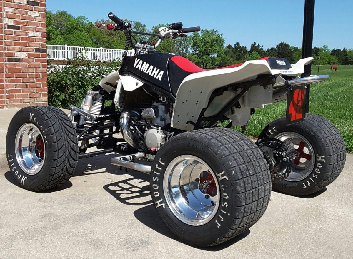 Yamaha Blaster Engine Swap