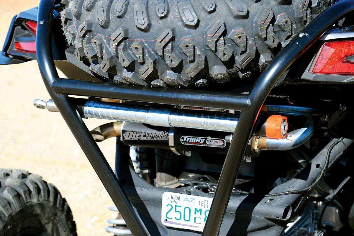 DUAL SPORT CAN-AM X3 | Dirt Wheels Magazine