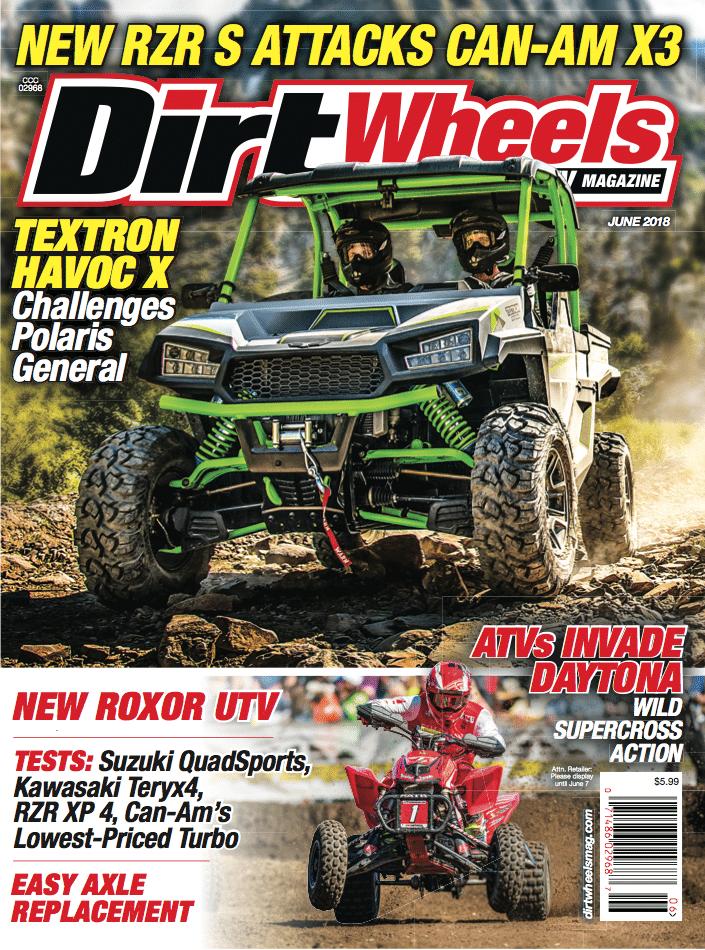 JUNE 2018 -- DIRT WHEELS   Dirt Wheels Magazine