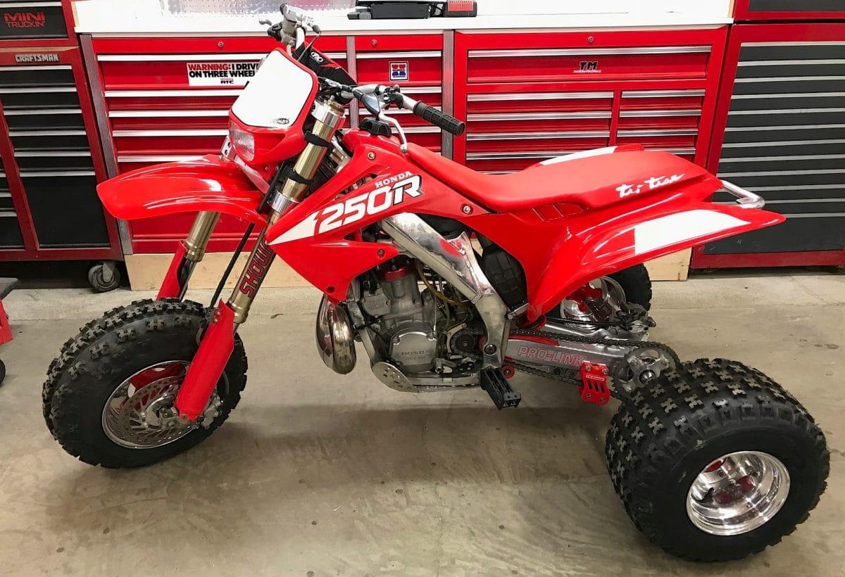 2019 Honda Atc250r Dirt Wheels Magazine