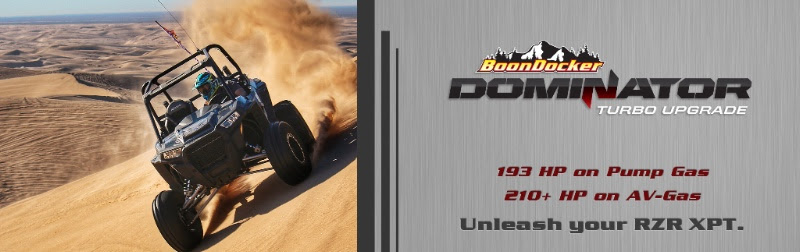 BoonDocker Dominator Turbo | Dirt Wheels Magazine