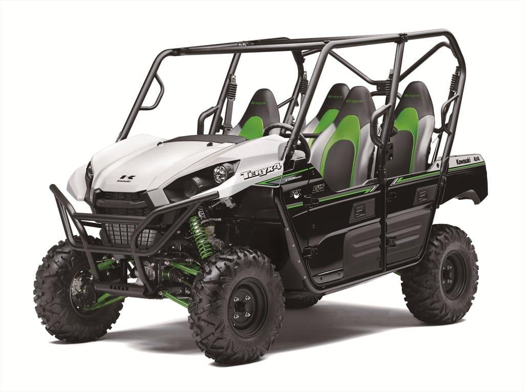 Kawasaki Teryx Wheels And Tires