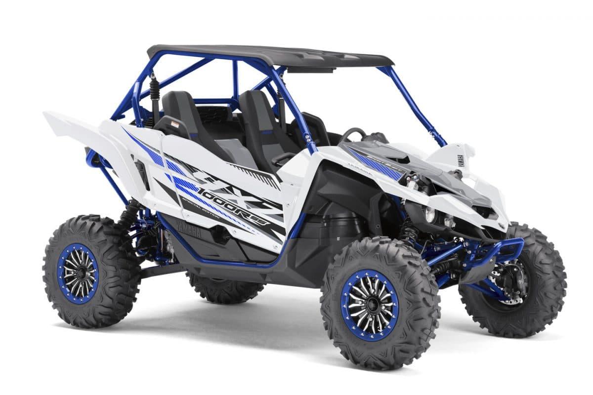 2019 Yamaha Yxz1000r Pure Sport Updates Dirt Wheels
