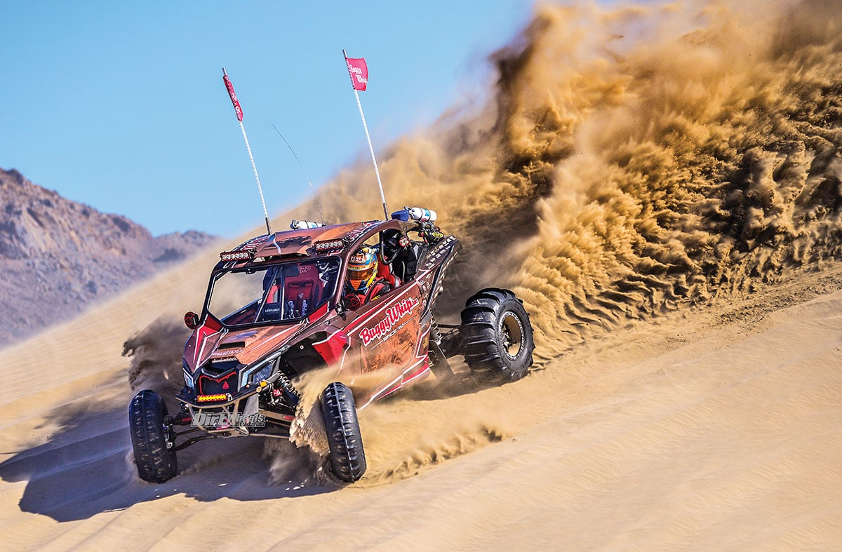 Project Can Am X3 Dirt Wheels Magazine Wire Harness Russell Porter Has The Enthusiasm Of A Happy Go Lucky Child In Mans Body Buggy Whip His Successful Family Company Needed Rolling Utv Showcase To