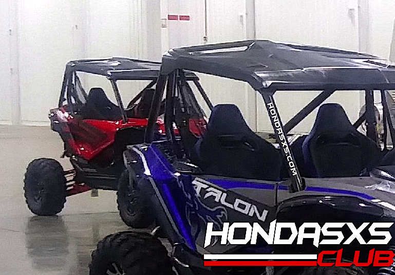 Honda Talon Spy Photos Dirt Wheels Magazine