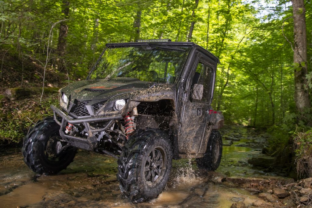 Blue Ridge Tire >> All New Yamaha Wolverine X2 | Dirt Wheels Magazine