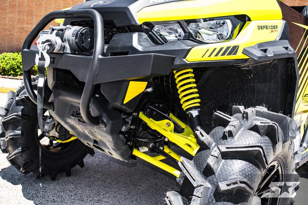 CUSTOM CAN-AM DEFENDER HD10   Dirt Wheels Magazine