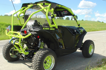 Can-Am accessories Archives | Dirt Wheels Magazine