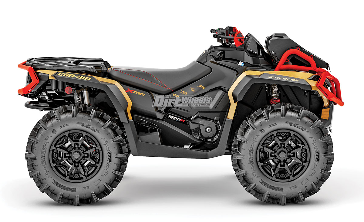 Can Am Outlander Max 2018 >> 2019 CAN-AM LINEUP | Dirt Wheels Magazine