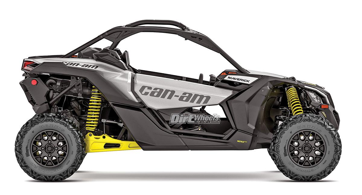 Can Am Atv >> 2019 Can Am Lineup Dirt Wheels Magazine