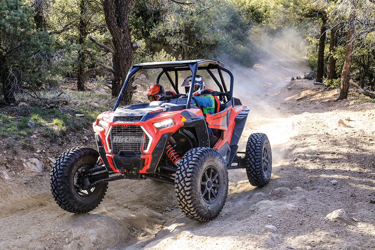 POLARIS RZR XP TURBO S TEST | Dirt Wheels Magazine