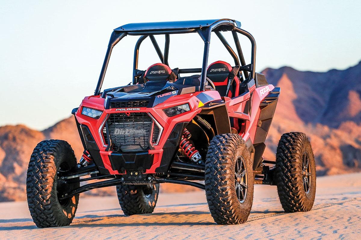 POLARIS RZR XP TURBO S TEST | Dirt Wheels Magazine