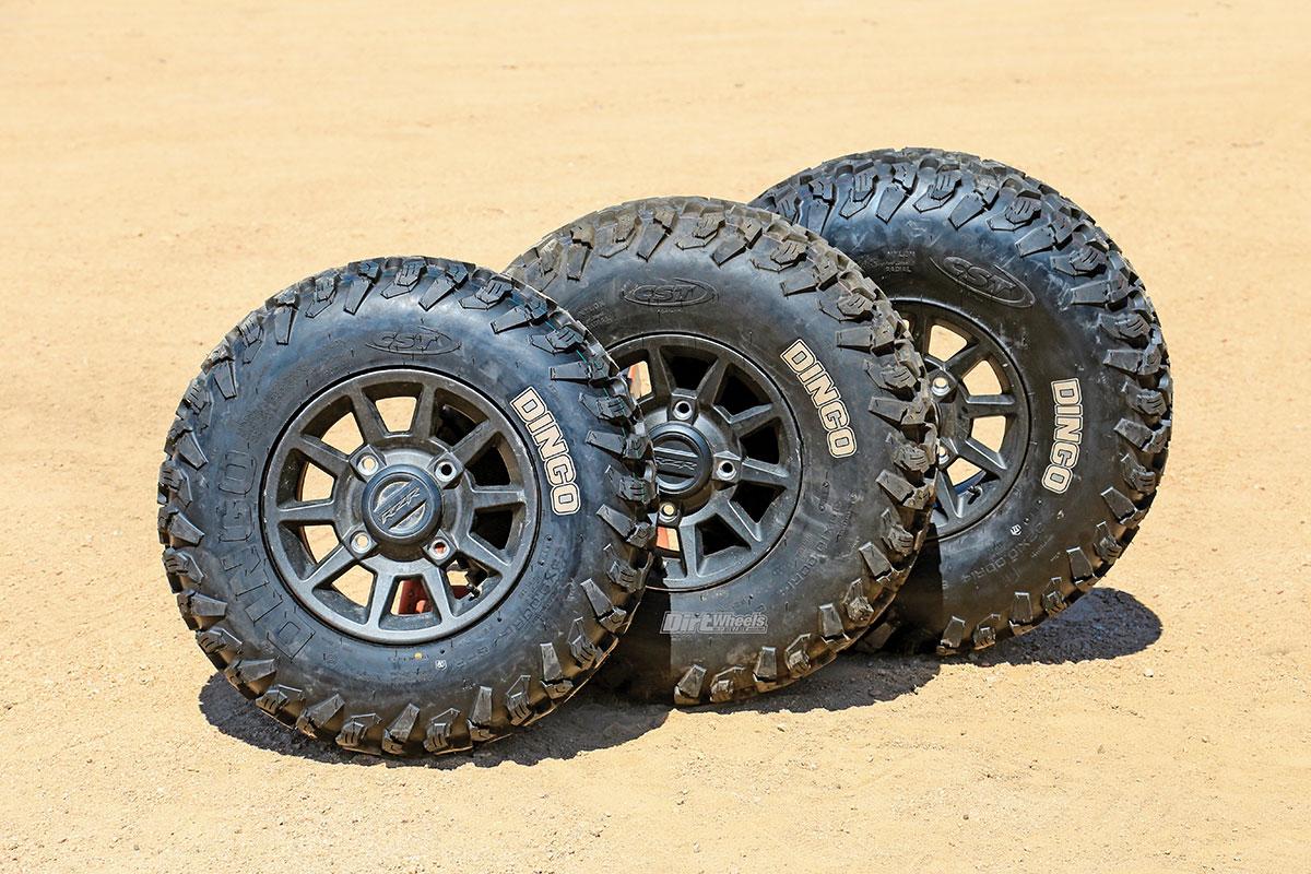 Tire Size Comparison >> Tire Size Comparison 28 Vs 30 Vs 32 Tires Dirt Wheels Magazine