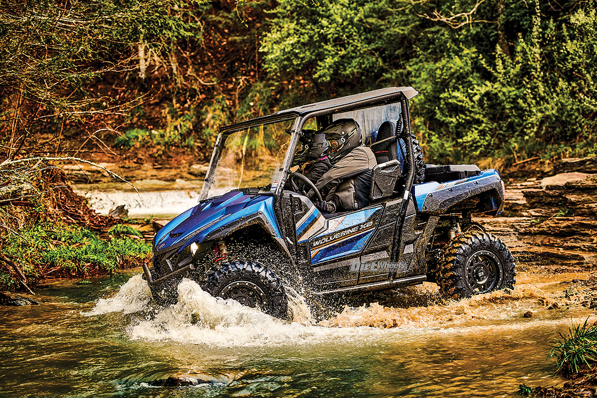2019 Yamaha Wolverine X2 Se Test Dirt Wheels Magazine