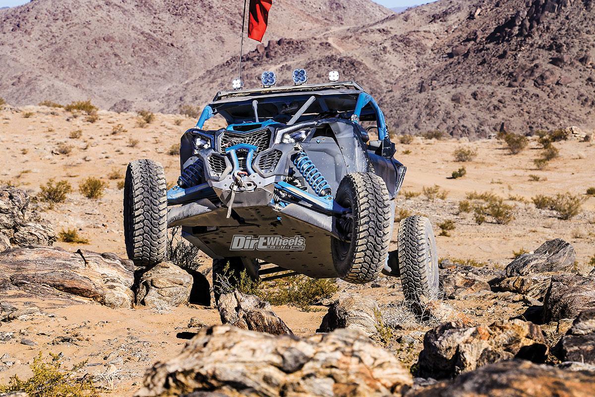 CAN-AM MAVERICK X3 X RC TURBO R   Dirt Wheels Magazine