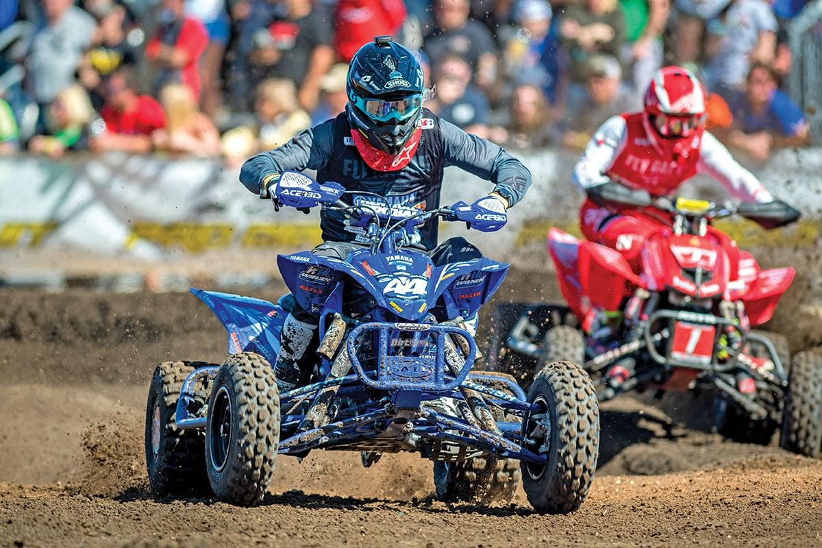 MAXXIS RAZR MX PLUS TIRE TEST | Dirt Wheels Magazine