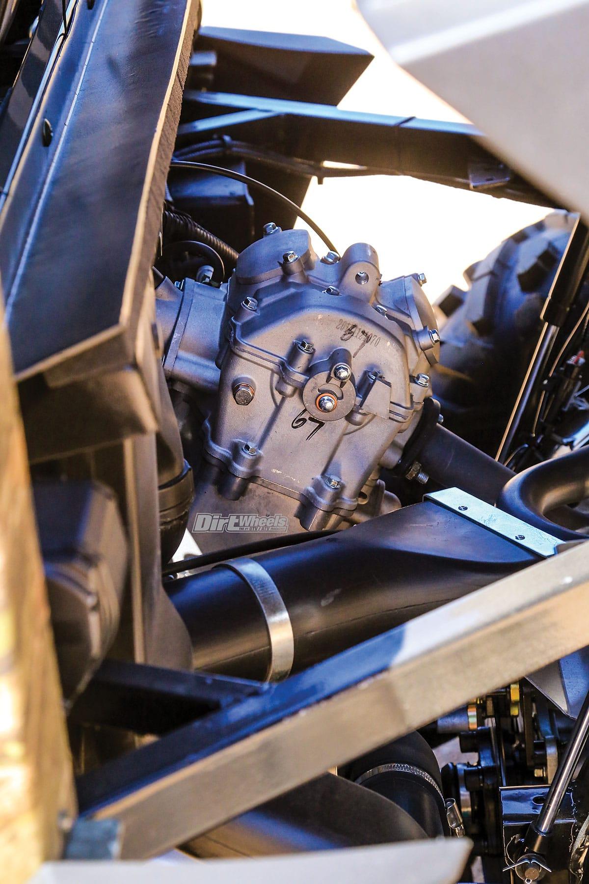 MASSIMO T-BOSS 550 TEST | Dirt Wheels Magazine