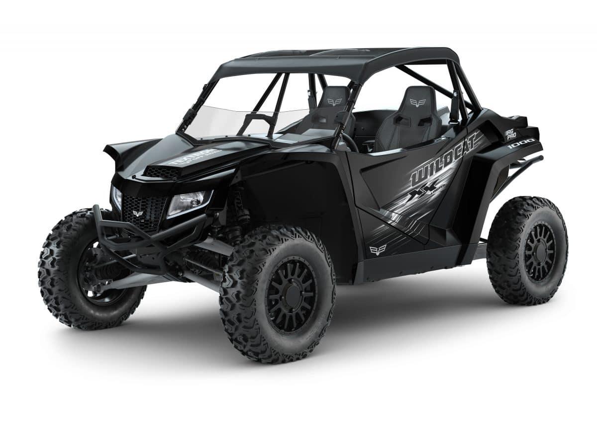 2019 Wildcat Xx Updates Dirt Wheels Magazine Arctic Cat 700 Efi Wiring Diagram Ltd Charcoal Metallic
