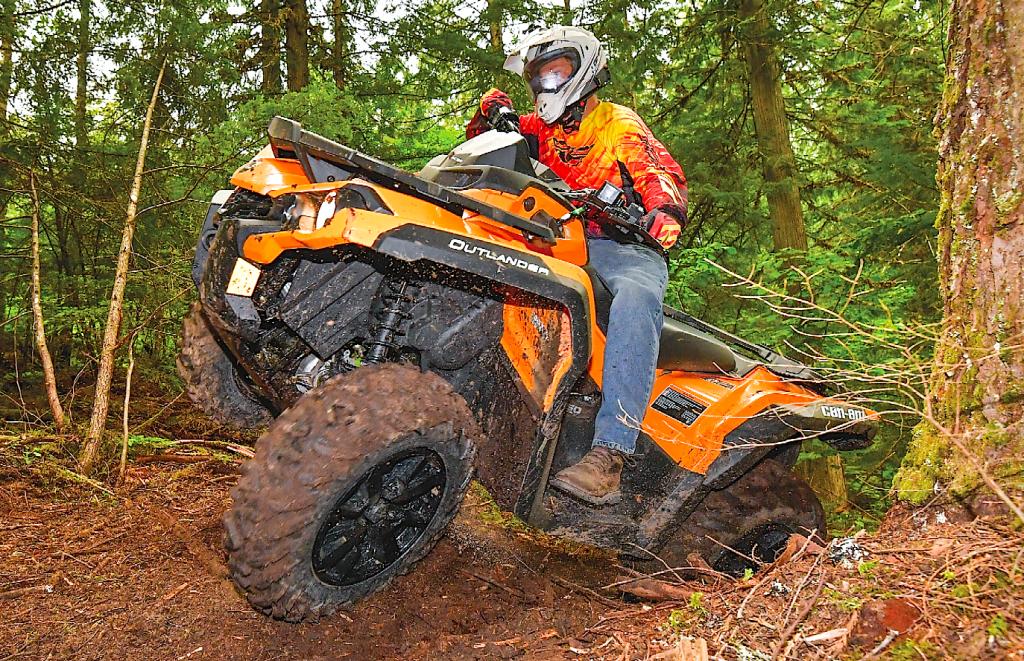 2019 CAN-AM OUTLANDER 650 DPS | Dirt Wheels Magazine