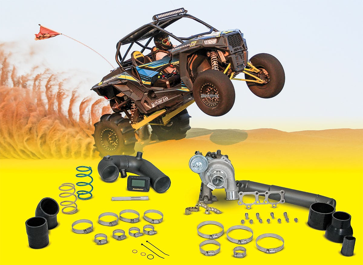 BOONDOCKER DOMINATOR KIT | Dirt Wheels Magazine
