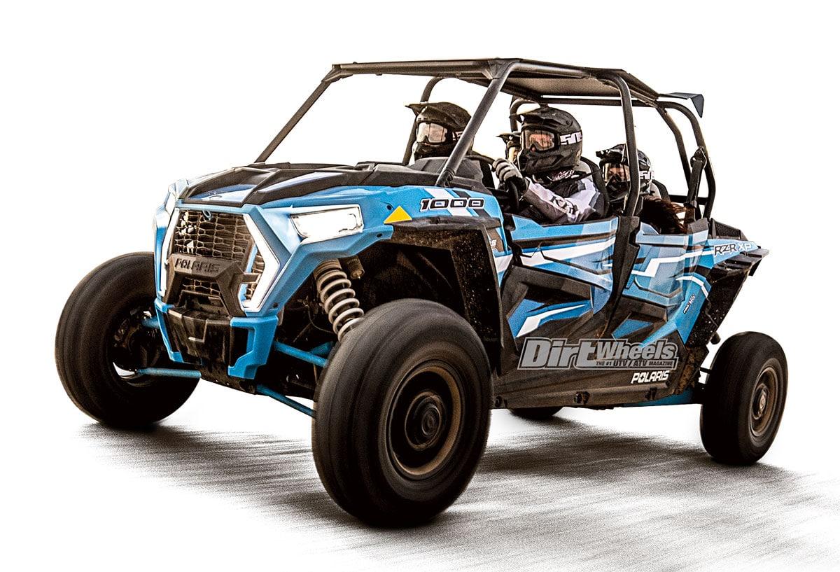 2019 POLARIS ATVs & UTVs | Dirt Wheels Magazine