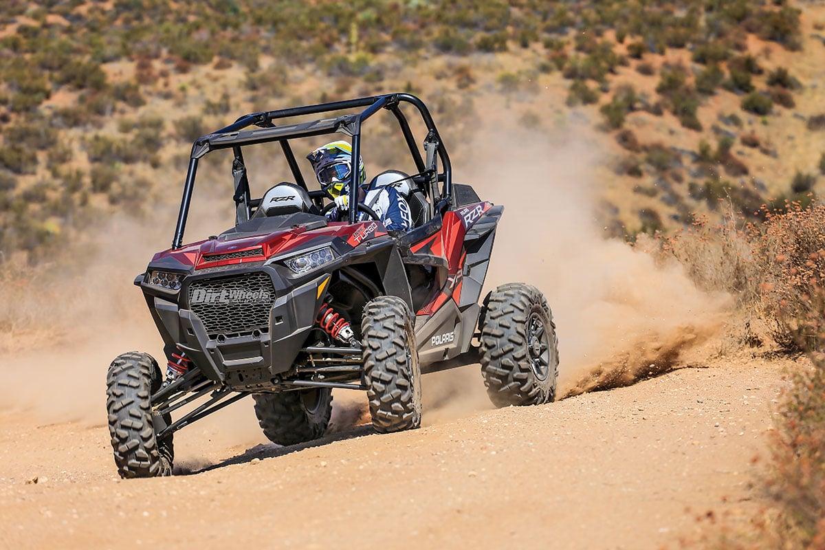 RZR XP TURBO FOX EDITION TEST | Dirt Wheels Magazine