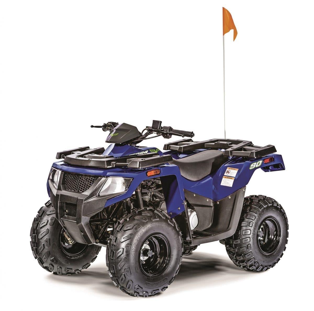BG_102_Textron Alterra 90 2019 atv buyers guide youth quads dirt wheels magazine