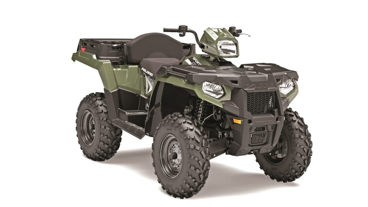 2019 ATV BUYERS GUIDE: TWO-UP QUADS   Dirt Wheels Magazine