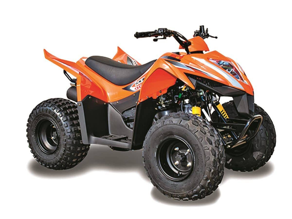 2019 ATV BUYERS GUIDE: YOUTH QUADS | Dirt Wheels Magazine