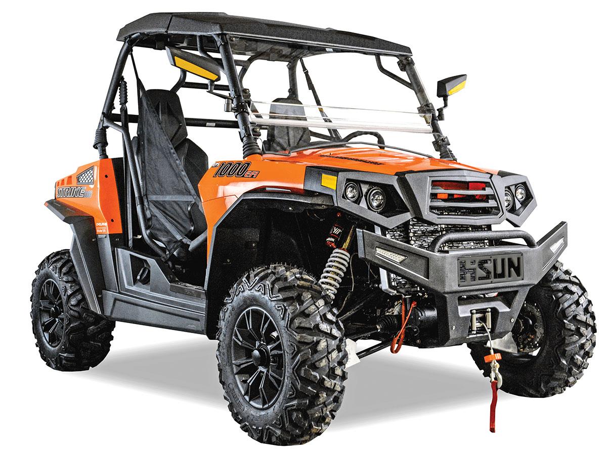 2019 UTV BUYER'S GUIDE: HISUN | Dirt Wheels Magazine