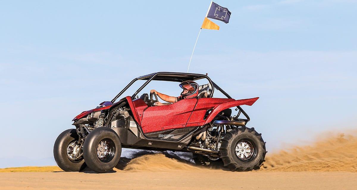 YAMAHA SUPER-TURBO YXZ1000R TEST   Dirt Wheels Magazine