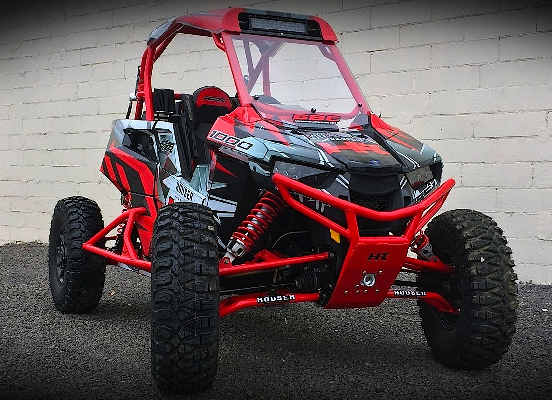Polaris Rs1 Upgrades Dirt Wheels Magazine