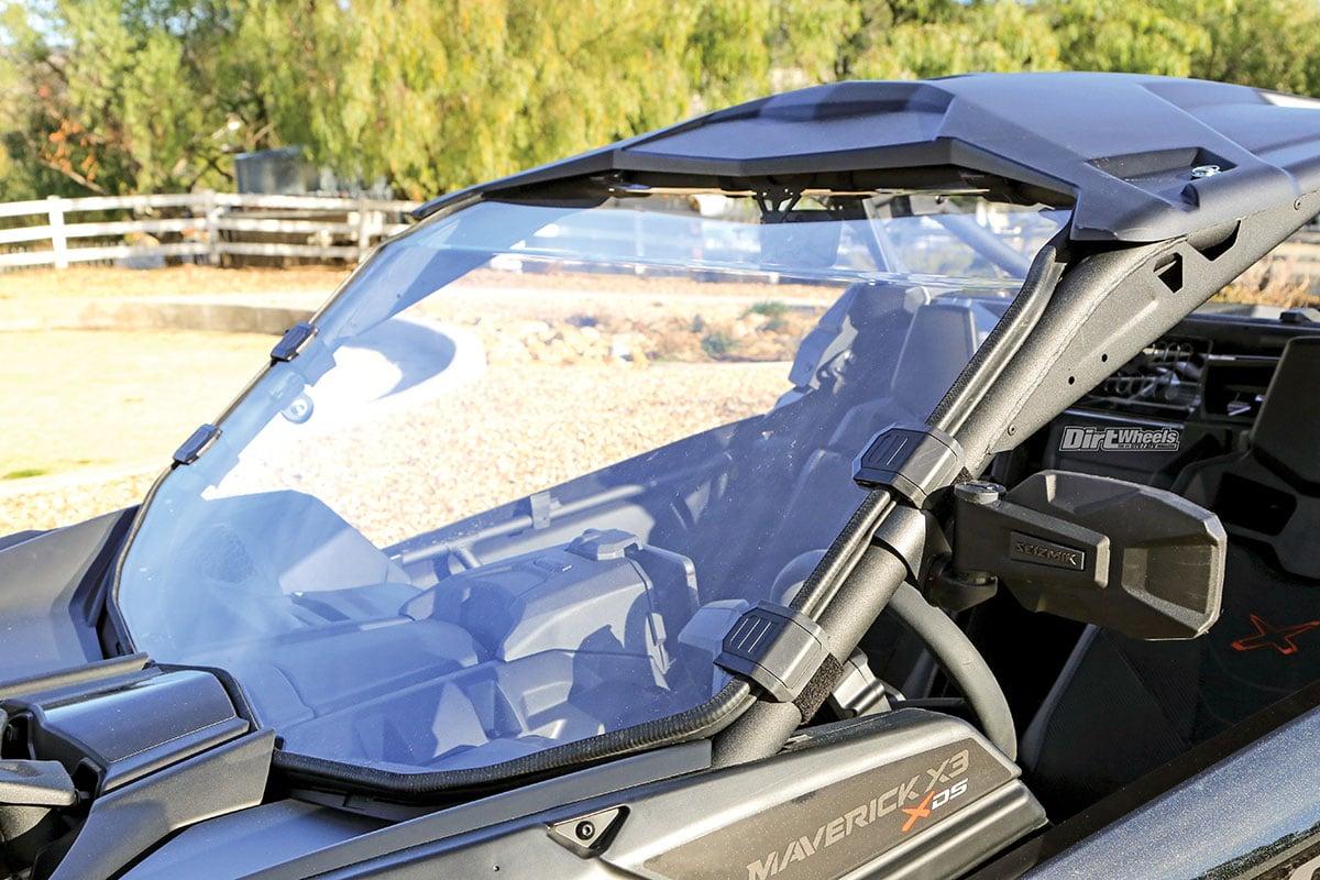 Can Am Maverick X3 X Ds Turbo R Dirt Wheels Magazine