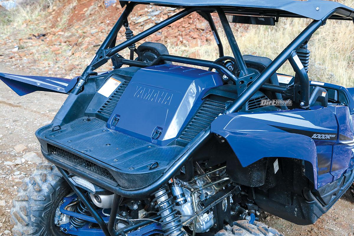 2019 Yamaha Yxz1000r Ss Special Edition Dirt Wheels Magazine