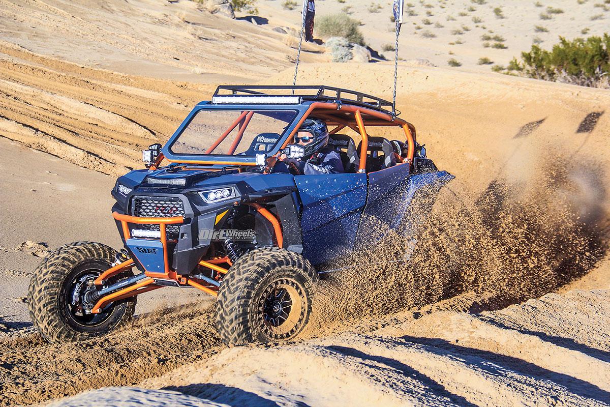 215 HORSEPOWER RZR BUILD | Dirt Wheels Magazine