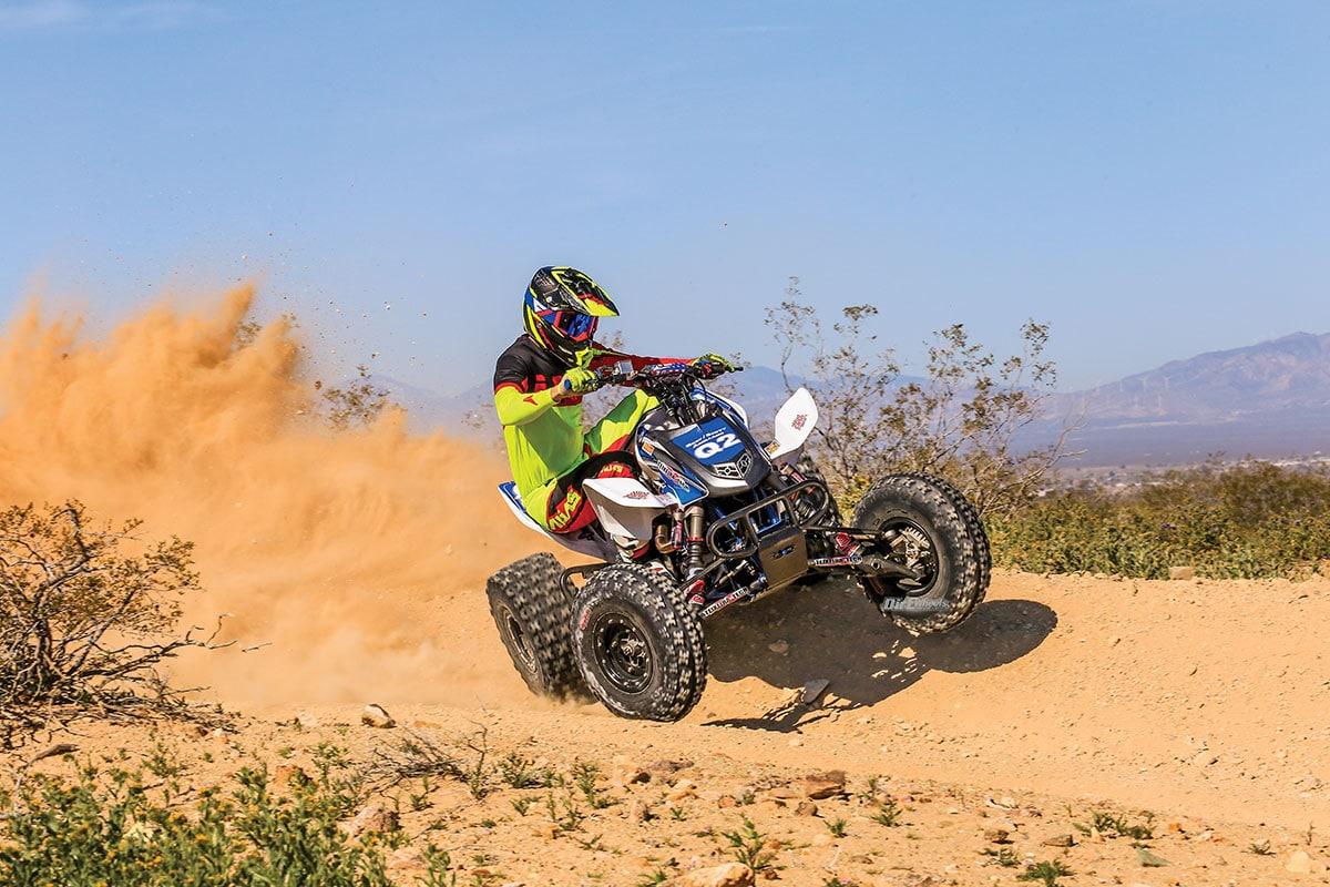 THE CHAMP'S HONDA TRX450R | Dirt Wheels Magazine