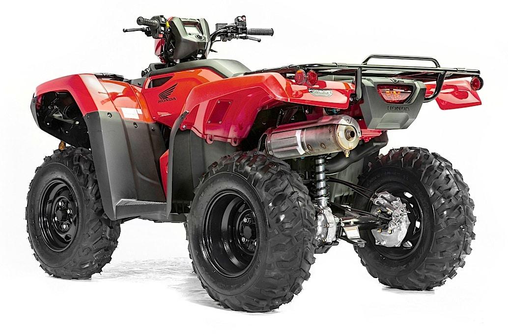 New 2020 Honda Atvs Dirt Wheels Magazine