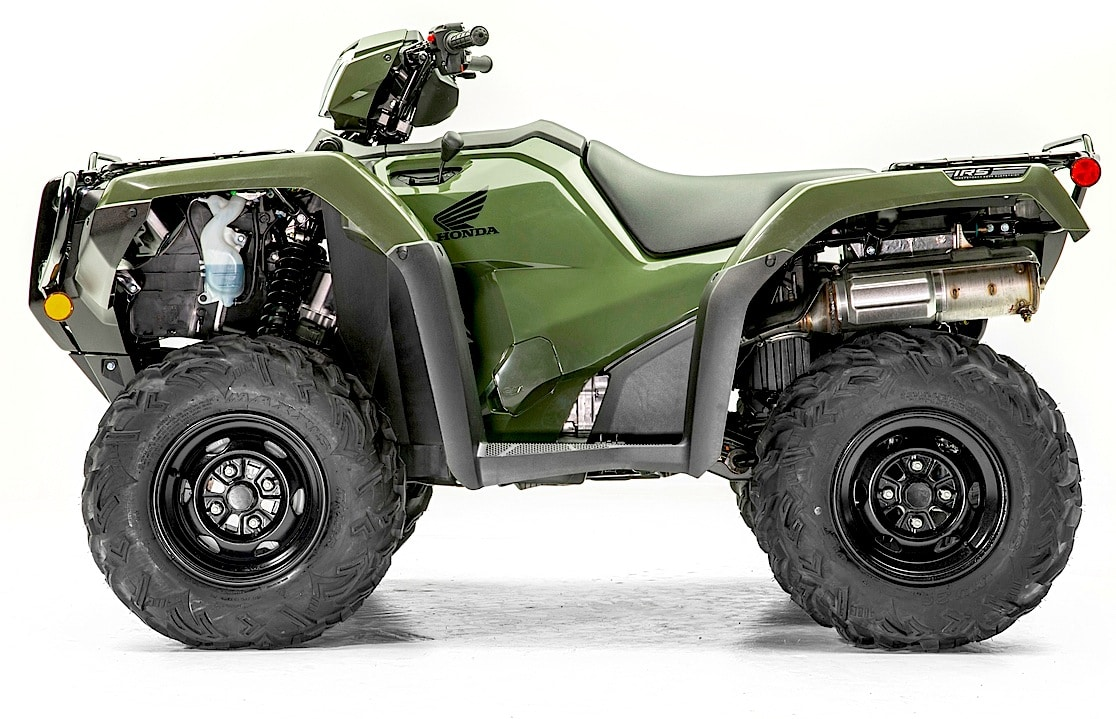 New 2020 Honda Atvs Dirt Wheels Magazine