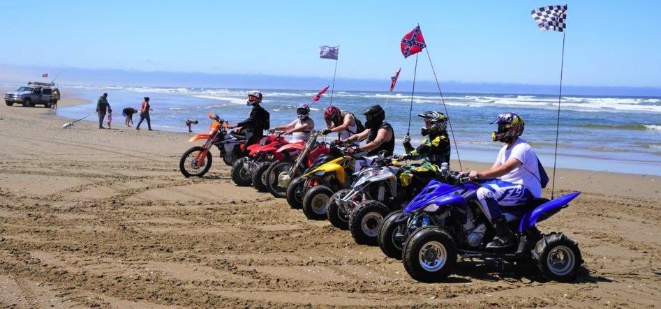 Help Keep Pismo Beach Open Dirt
