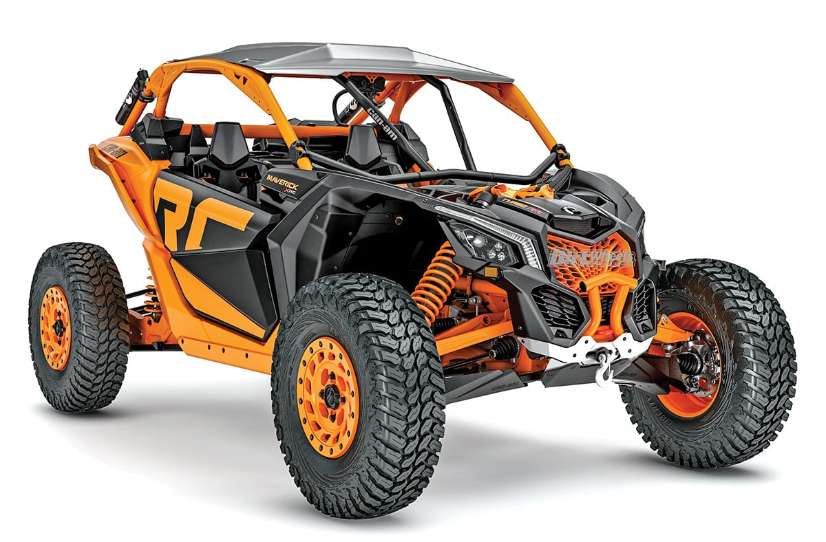 Can Am 1000 Turbo >> 2020 Can Am Lineup Dirt Wheels Magazine