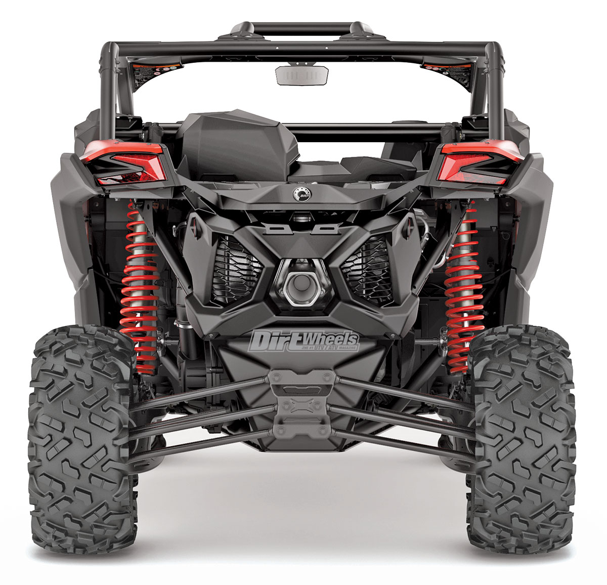 Utv Test 2020 Can Am Maverick X3 Turbo Dirt Wheels Dergisi