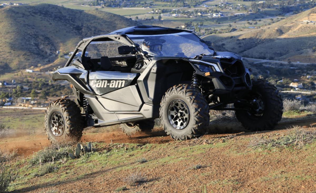 2019 UTV BUYER'S GUIDE: CAN-AM | Dirt Wheels Magazine