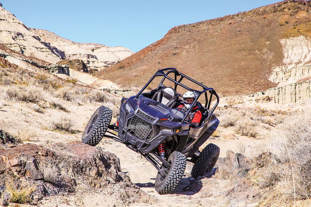 POLARIS RZR XP TURBO S VELOCITY | Dirt Wheels Magazine